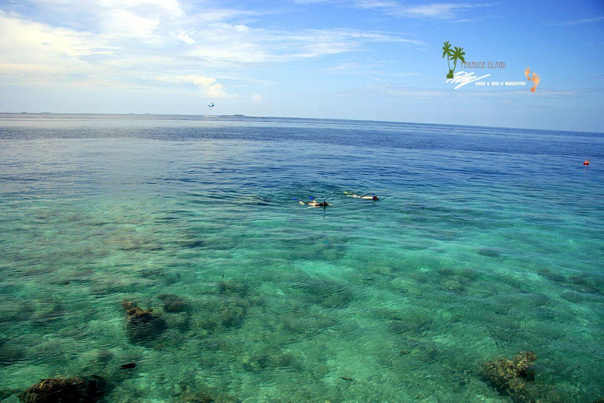 马尔代夫-天堂岛 五天三晚回来