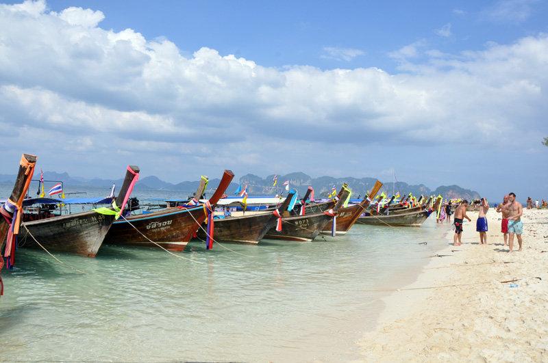 泰国11日自由行【甲米/兰塔/曼谷】割喉岛/甲米4岛