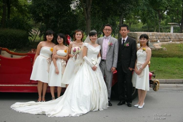 孕妇婚纱照图片六个月