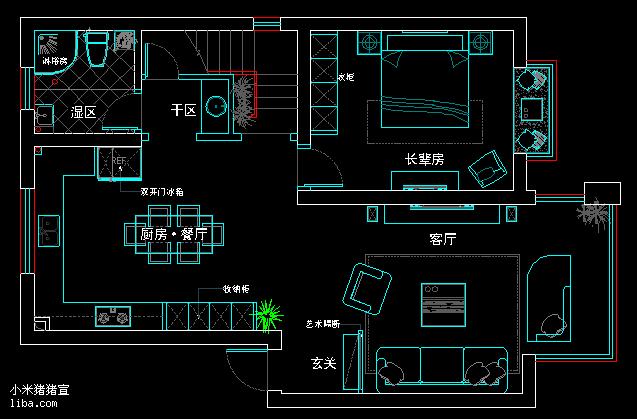 自建二层复式楼设计图/自建复式楼户型图大全/农村自建复式楼效果图图片