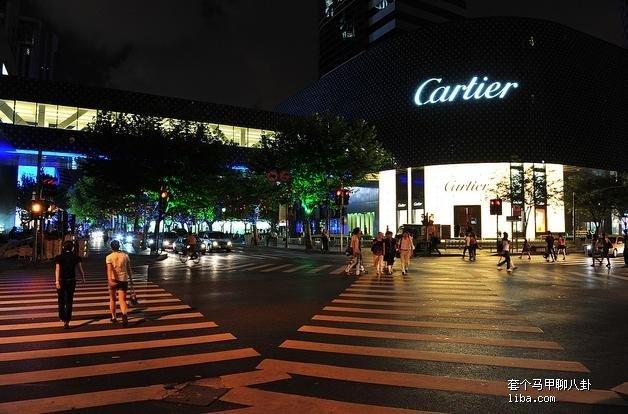 丽的家 上海 街景街拍 P19 搬家到浦东 初秋图片
