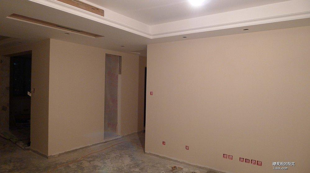 米色墻漆臥室效果圖