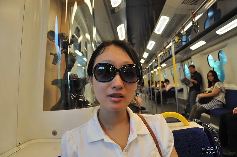 62 66 香港回来p3起东荟城+迪斯尼+赤柱+浅