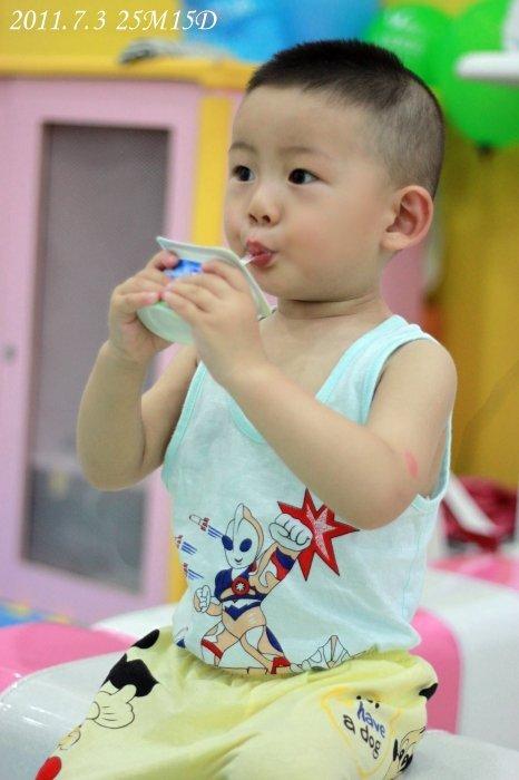 一周岁半女宝宝发型分享展示