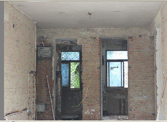 """主题:""""老房子.新气象~强烈对比再现眼前."""