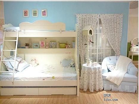 至白小屋儿童家具怎么样?是我爱我家里的一个系列
