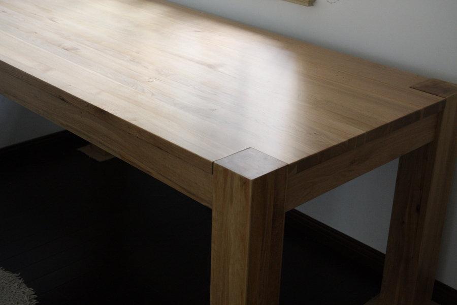 你家里有大桌子么?是你们家的生活中心么?