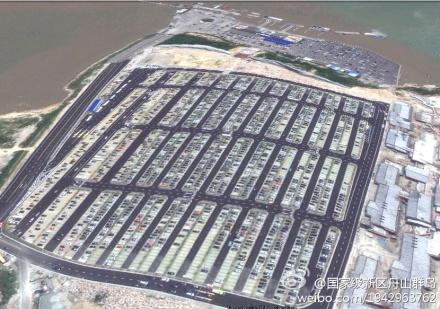 舟山本岛是我国第四大岛(仅次于台湾,海南,崇明),岛上自西向东目前