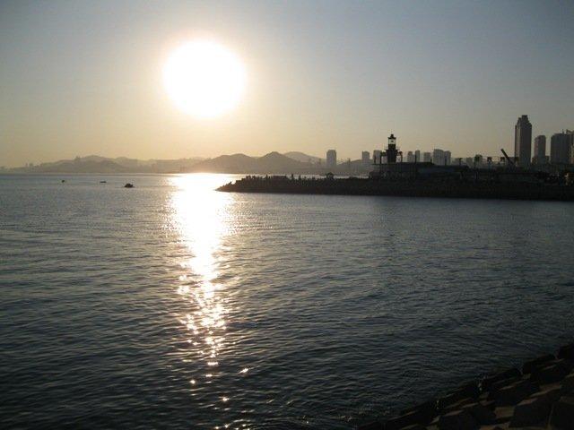 因此看不出大海的美丽