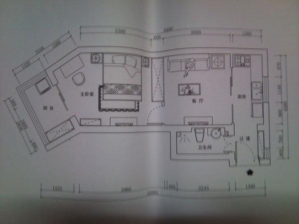 楼房便池结构图