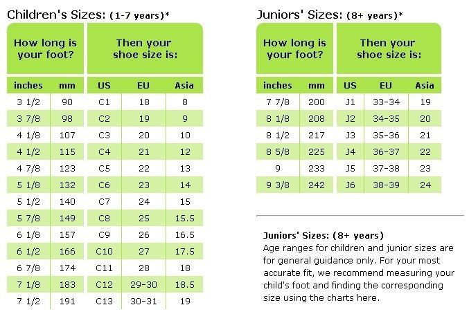crocs children and junior