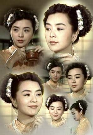延伸贴,说说90年代台湾连续剧里的大陆女星和香港女星图片