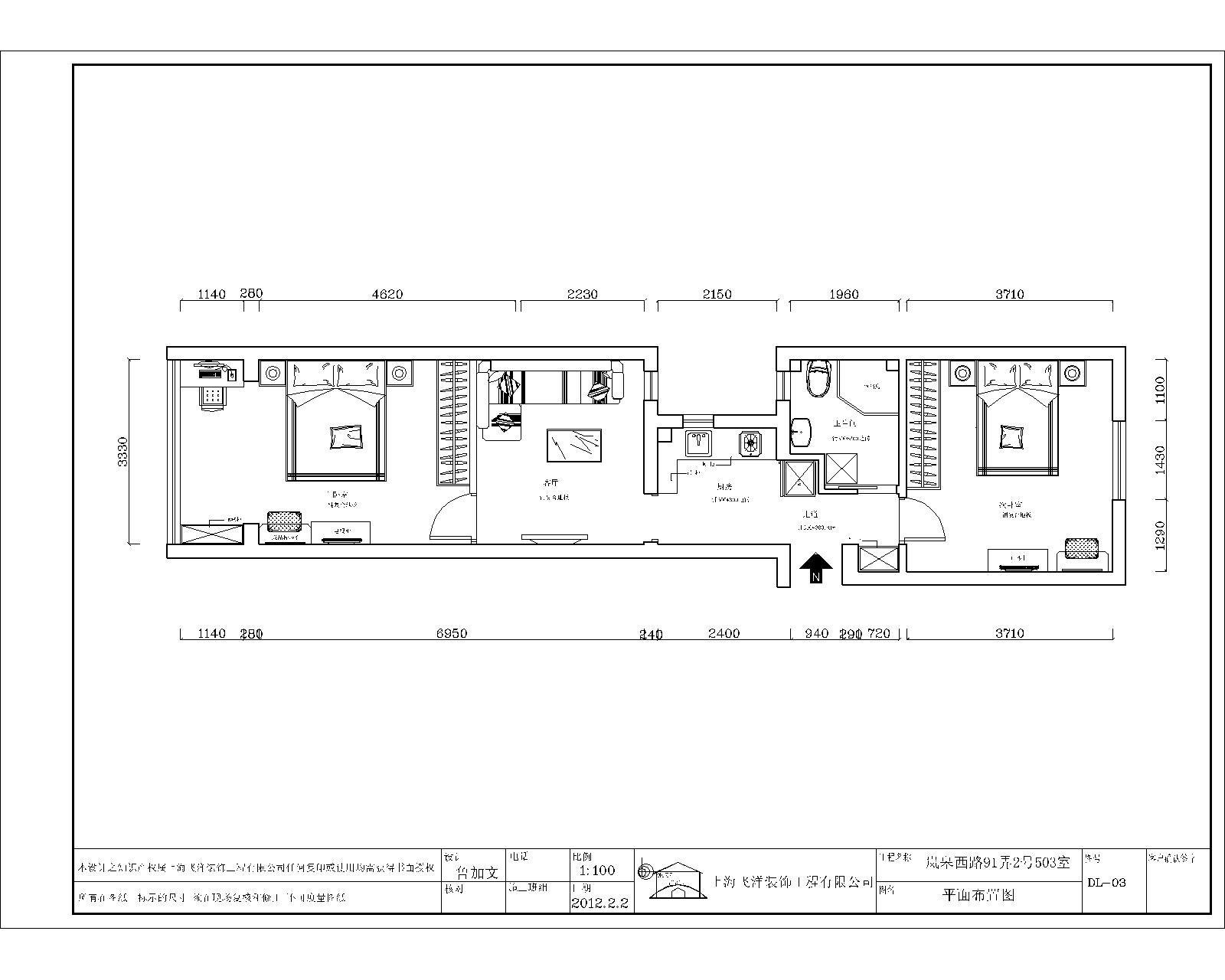 二层楼房别墅120设计图展示图片