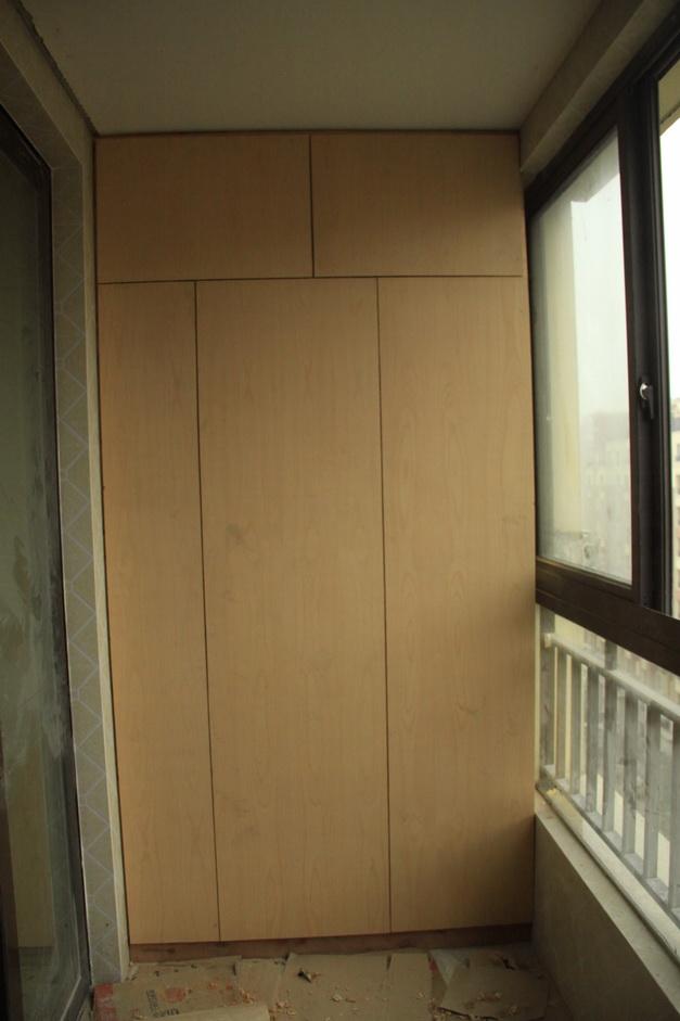阳台储物柜图片