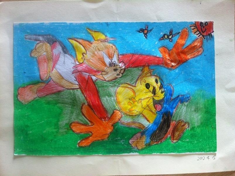 儿童画 803_600