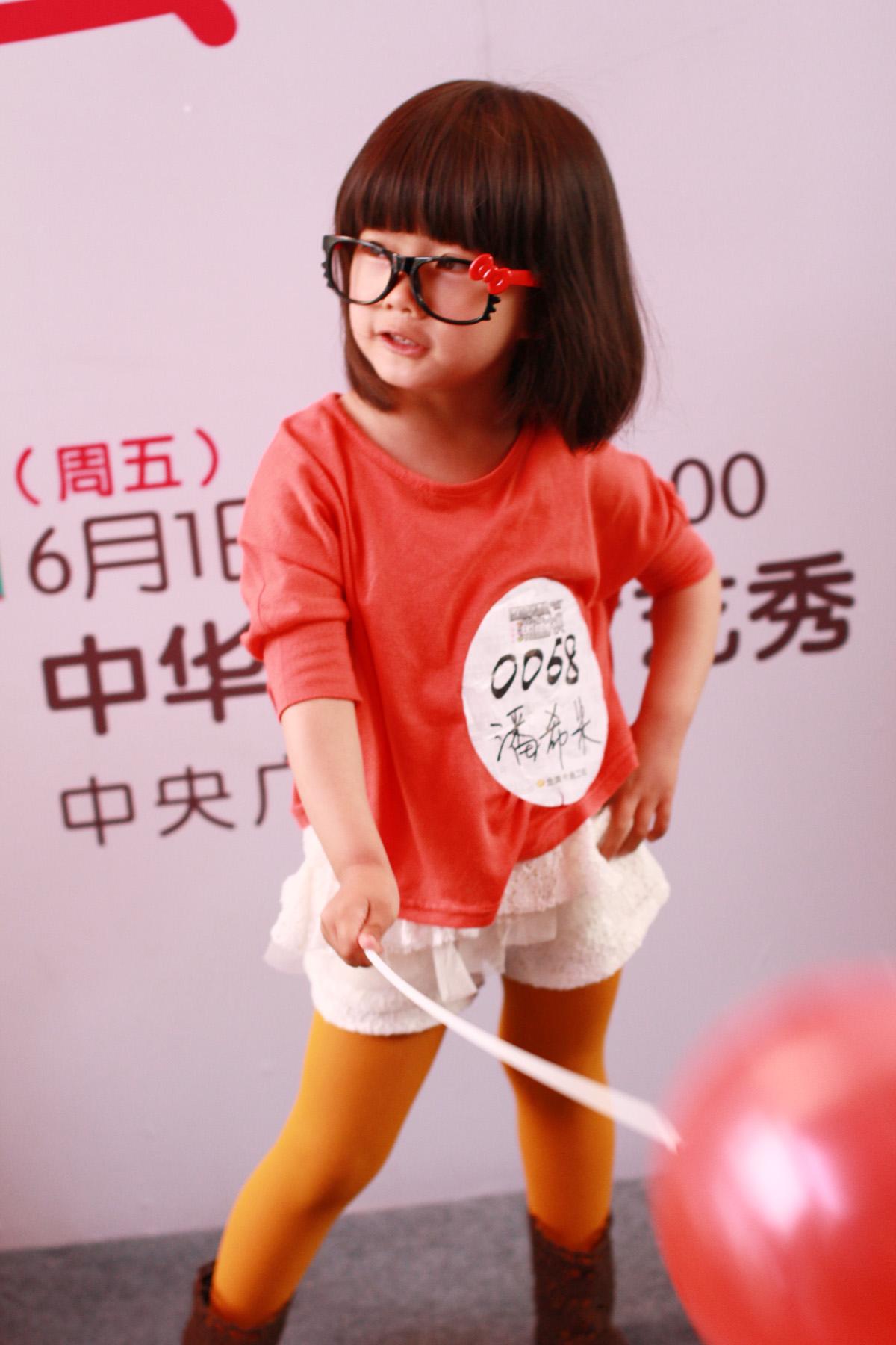 可爱宝贝时装裤xl