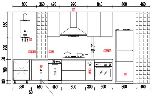 电热水箱的接线原理图