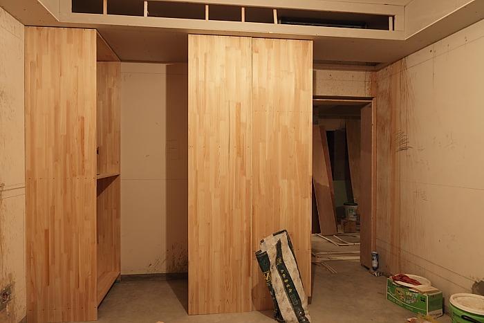 木工欧式柜子造型