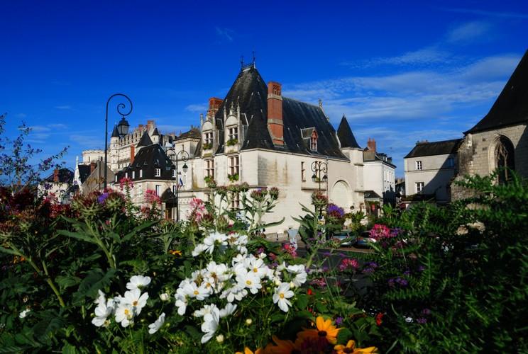 法国自驾 普罗旺斯 卢瓦尔城堡 圣米歇尔山 巴黎