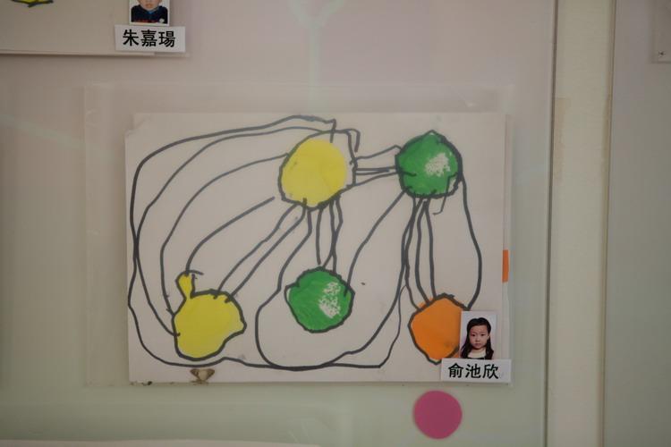 国庆海报儿童画
