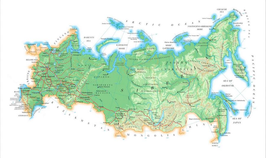 俄罗斯和中国(宋)都被蒙古
