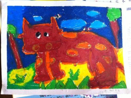 儿童画 448_335