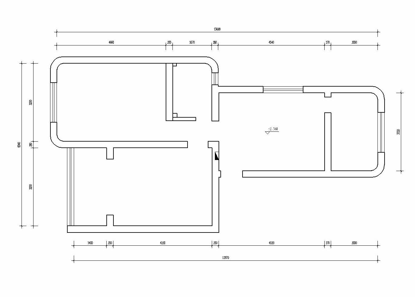 商品房水电安装设计图