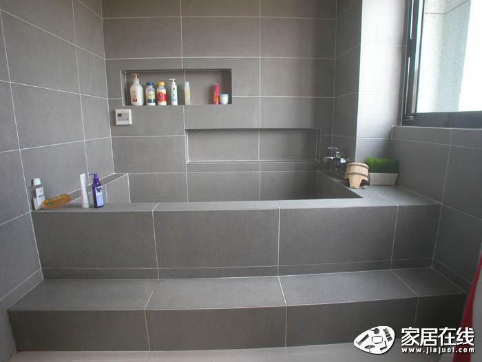 浴池装修电路布线图