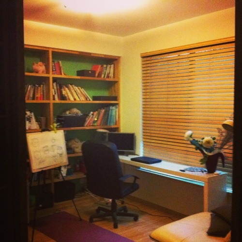 室内装修效果图 欧式宝宝房