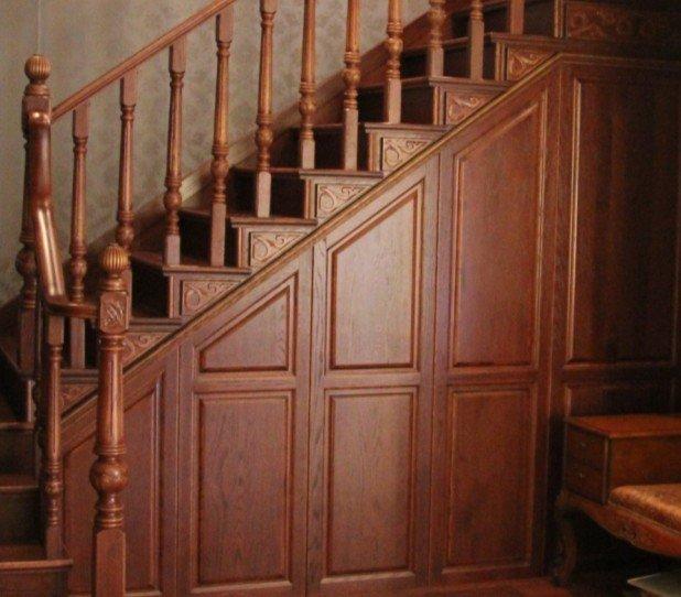 电焊楼梯转角处结构图