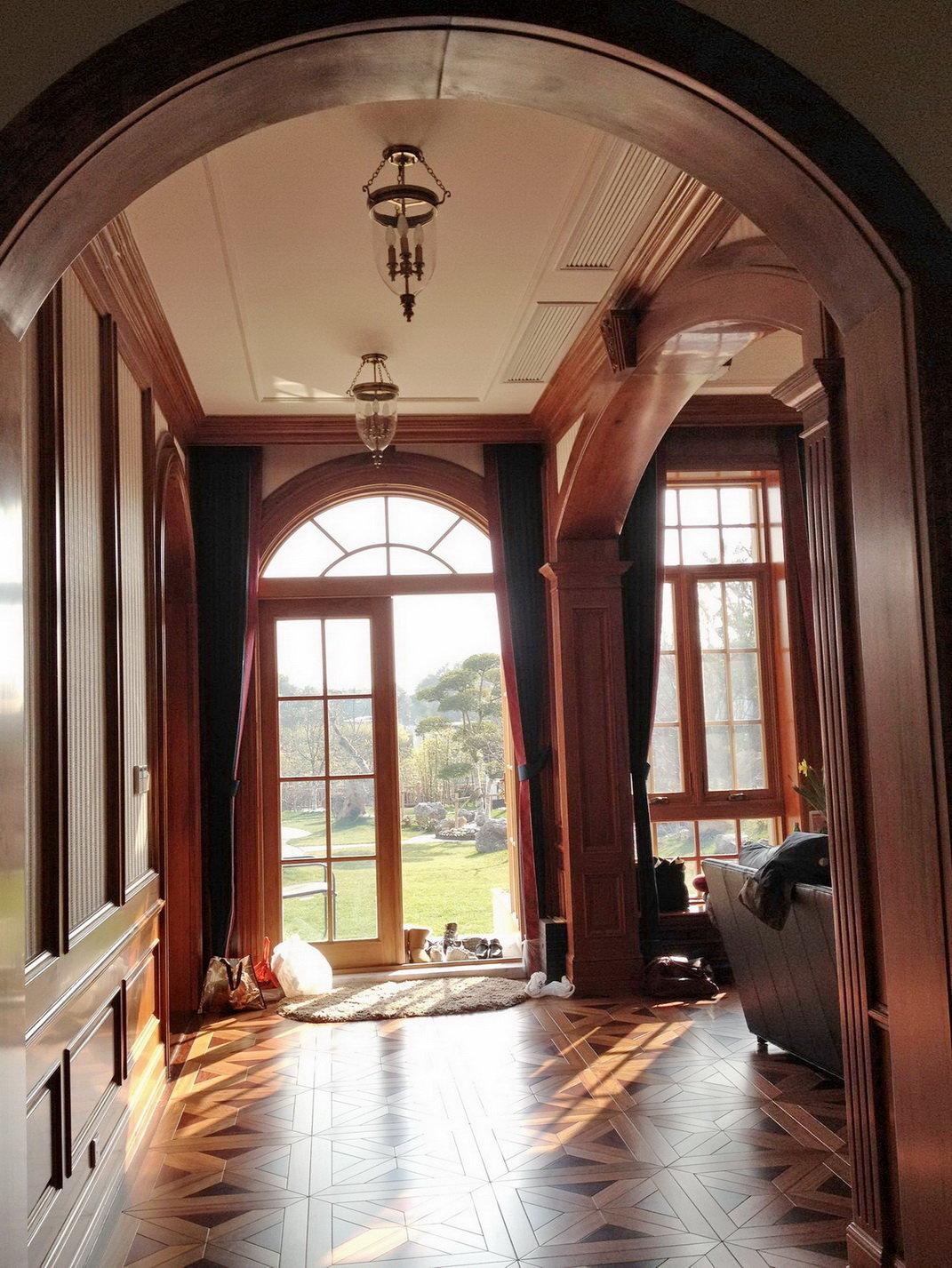 主题:英国风 美式 理想的生活舒适化500平室内 600平室外(第一页更新图片