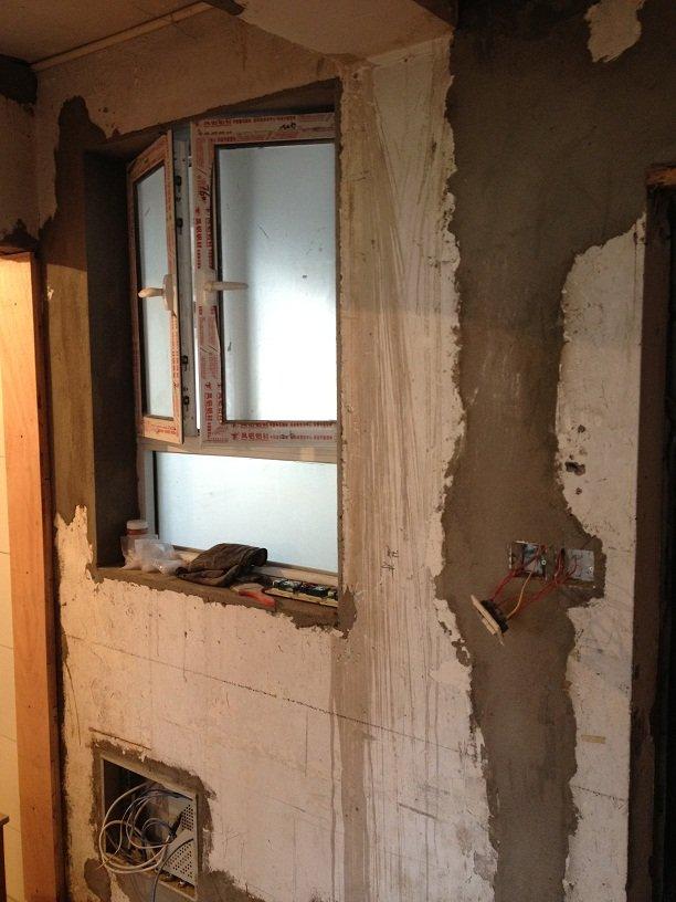 小户型防盗门朝内客厅装修图片大全