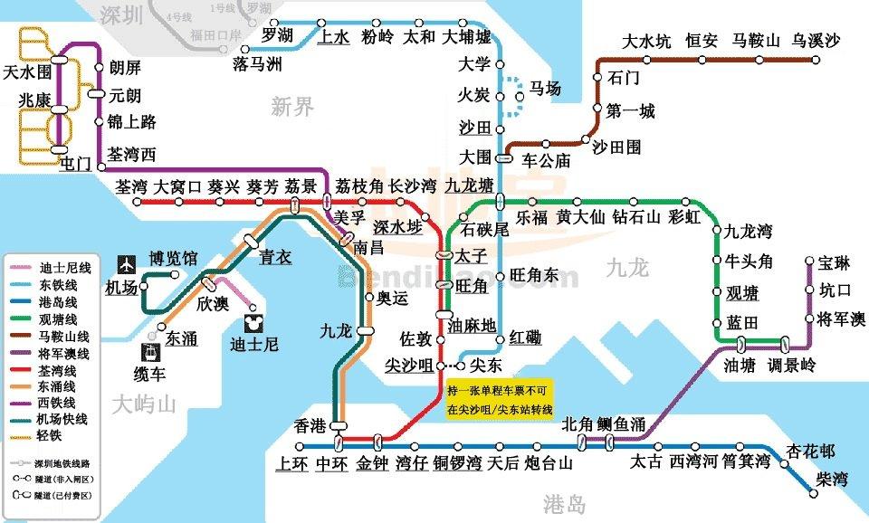 5.22-5.25 祖孙三人的香港四天三晚迪斯尼之行