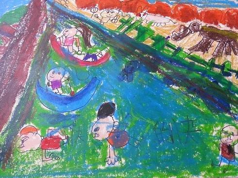 宸宝的创意美术作品集 幼儿3-6 篱笆网 - 年轻家庭图片