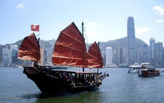 香港九龙西油尖旺区维多利亚港移动游戏玩法图片
