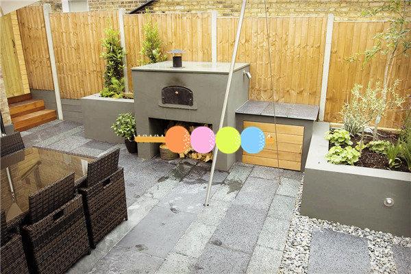 欧式私家小花园 - 篱笆网