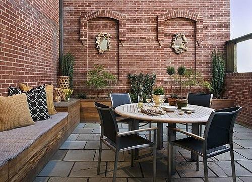 裝修日記 > 留給自己的花園露臺裝修圖片  屋頂花園馬上要開始動工了.