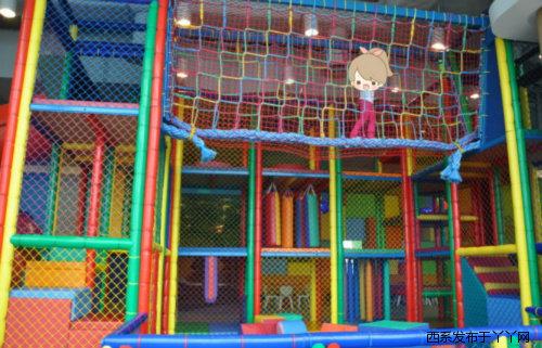 浦东嘉里城儿童探险乐园玩伴卡