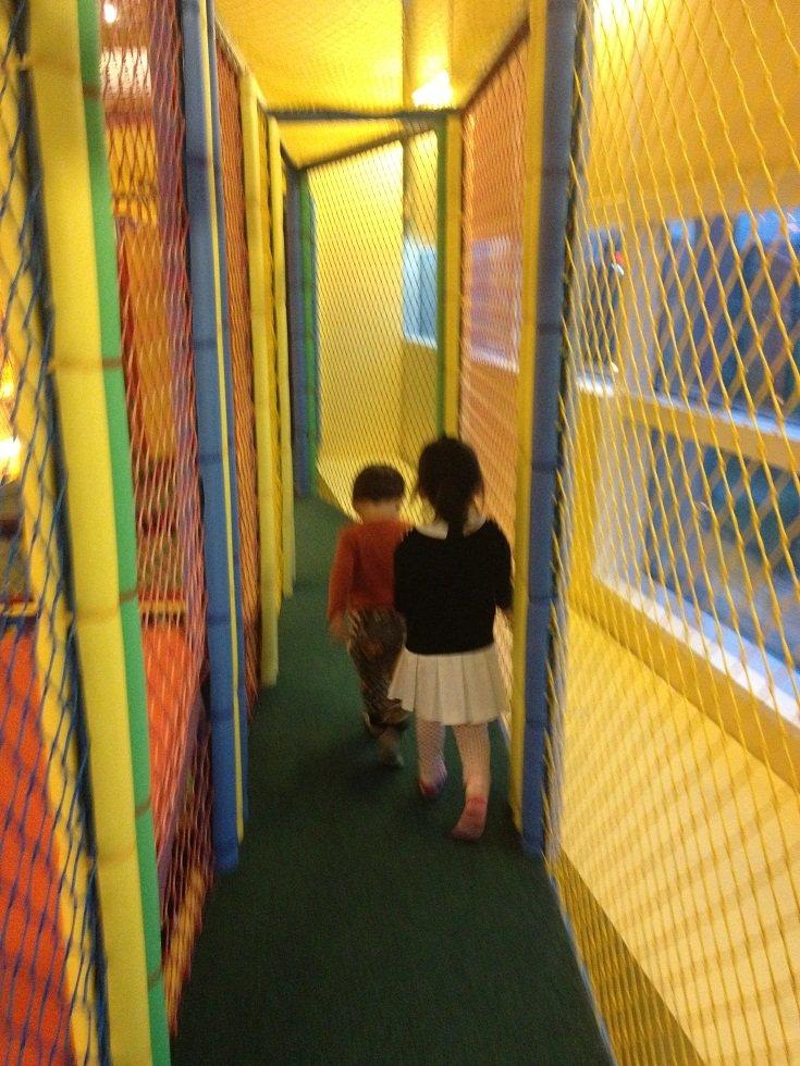 浦东嘉里城儿童探险乐园