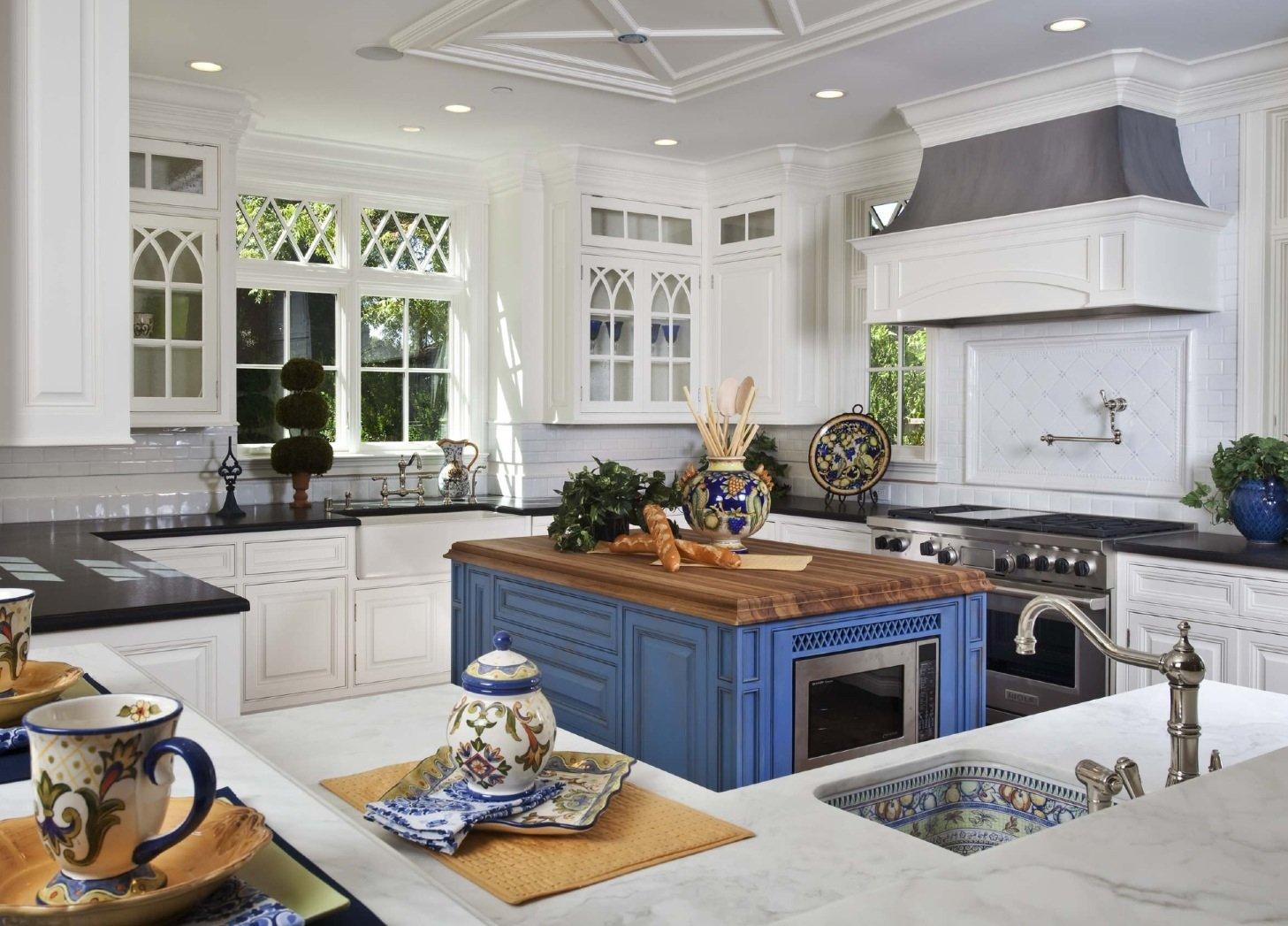 风格厨房装修效果图大全2012图片;