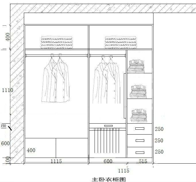 的柜子設計圖吧圖片