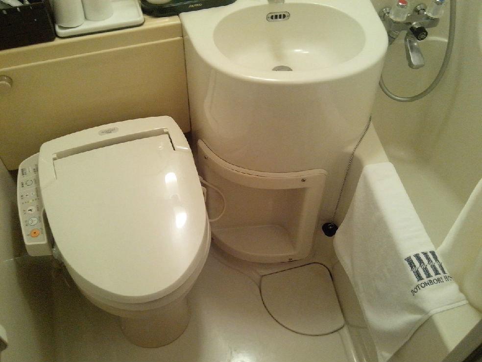 卫洗丽是日本旅馆的标准配置