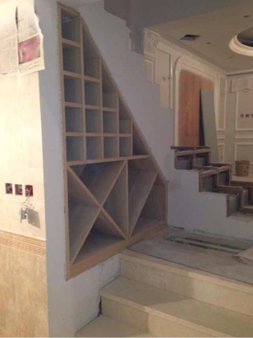 木工做的酒柜尺寸图_木工做的酒柜尺寸图分享展示