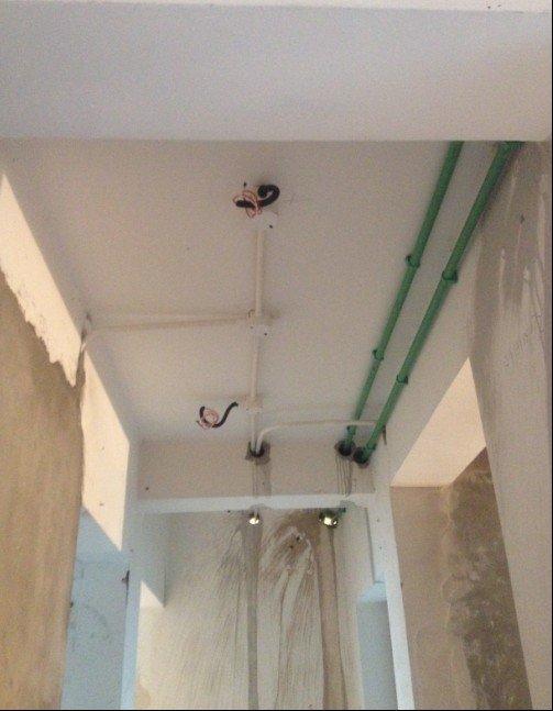 家庭装修水管怎么走