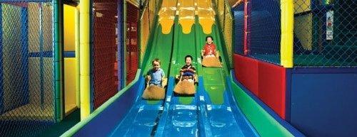 一个名额:浦东嘉里中心儿童乐园