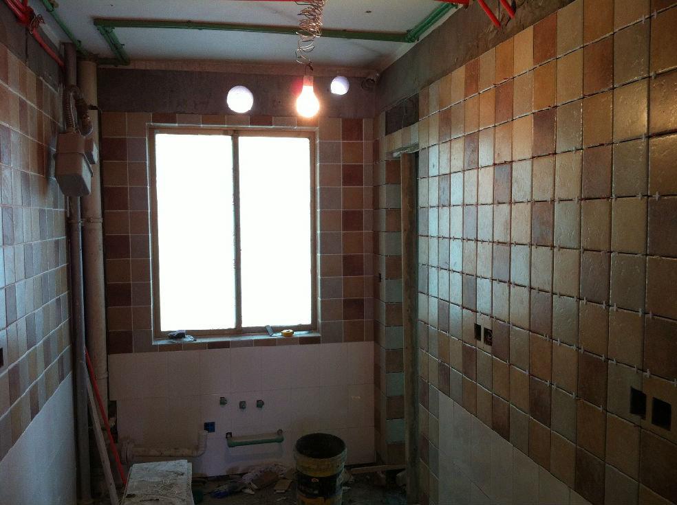 木工创意电视墙装修
