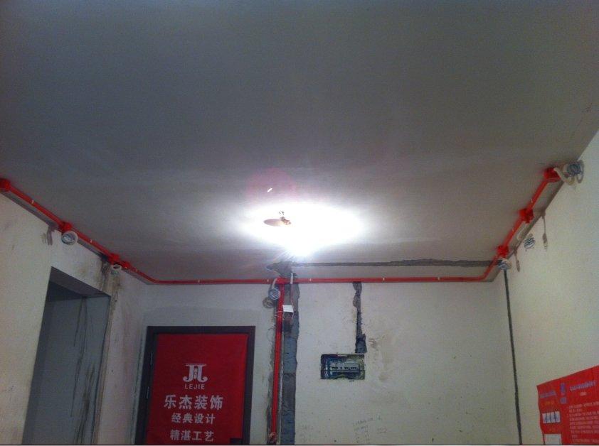 客厅吊顶的射灯电路
