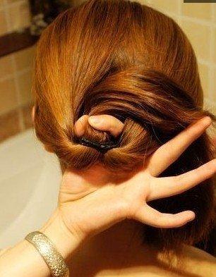 100种扎头发 扎头发好看的步骤图 小孩发型扎法100图片图片