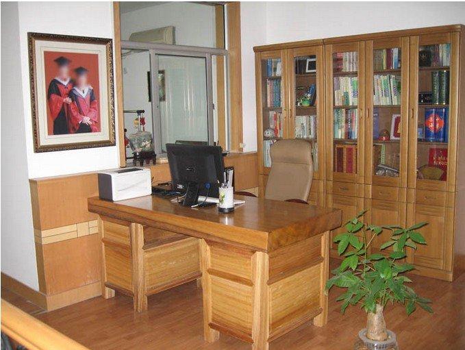 家具装修,可以考虑考虑原木实木大板桌