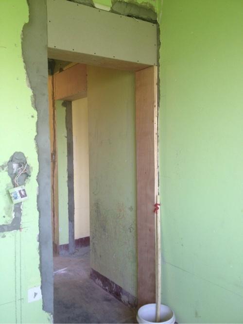 门套油漆颜色效果图